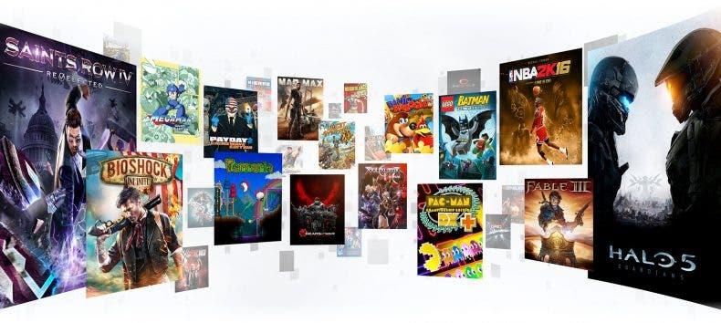 Xbox One X regalará pruebas de Xbox Game Pass y Xbox Live 1