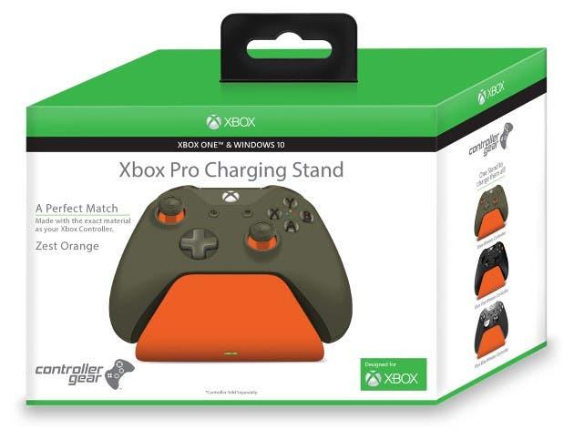 Nueva base de carga para los mandos de Xbox One 2