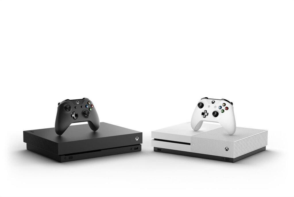 La familia Xbox One al completo, ficha técnica comparativa de todas las consolas 5