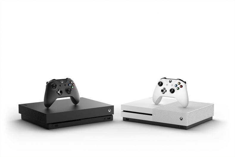 La familia Xbox One al completo, ficha técnica comparativa de todas las consolas 1