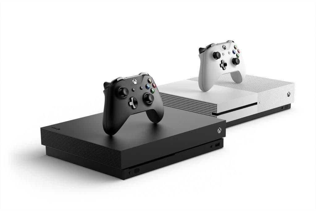 La familia Xbox One al completo, ficha técnica comparativa de todas las consolas 4