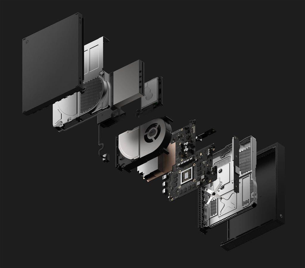 La familia Xbox One al completo, ficha técnica comparativa de todas las consolas 9