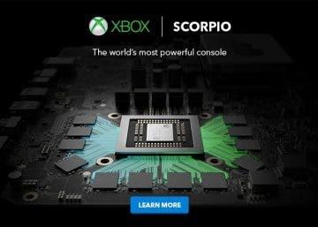 Rumores apuntan al que el nombre del 'monstruo' de Microsoft será Xbox Scorpio 2