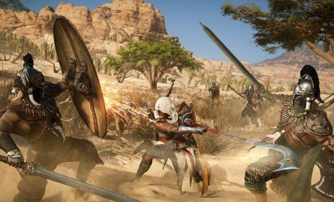 Assassin's Creed Origins reinventará la experiencia de la saga 1