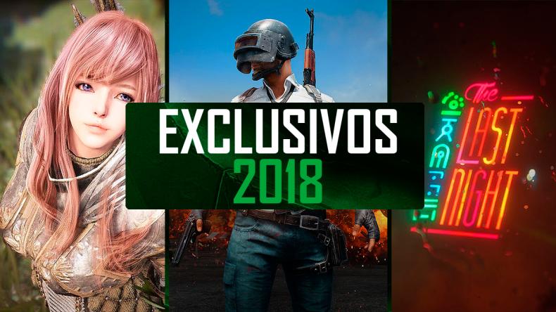 Los 22 Juegos Exclusivos De Xbox En El E3 2017 Somosxbox