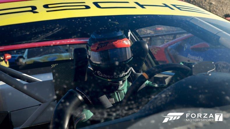 Comparativa de la evolución de Forza Motorsport 7 con Forza Motorsport 6 1