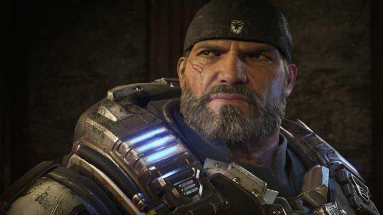 Los cambios de Gears of War 4 en Xbox One X en una imagen comparativa 1