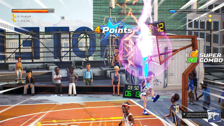 Análisis de NBA Playgrounds - Xbox One 2