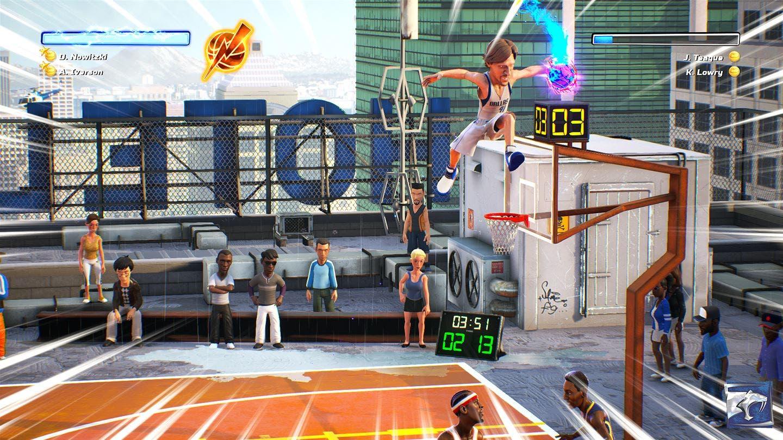 Análisis de NBA Playgrounds - Xbox One 3