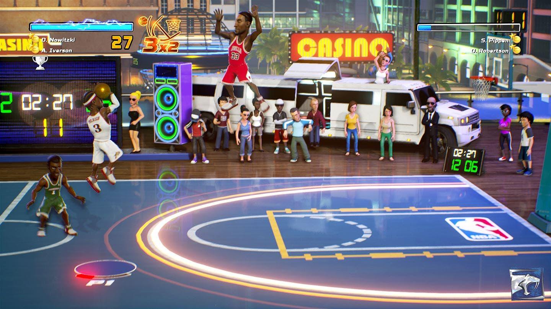 Análisis de NBA Playgrounds - Xbox One 5