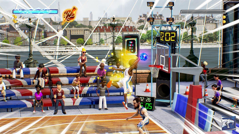 Análisis de NBA Playgrounds - Xbox One 4