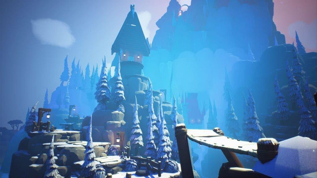 Análisis de Skylar & Plux: Adventure on Clover Island 1