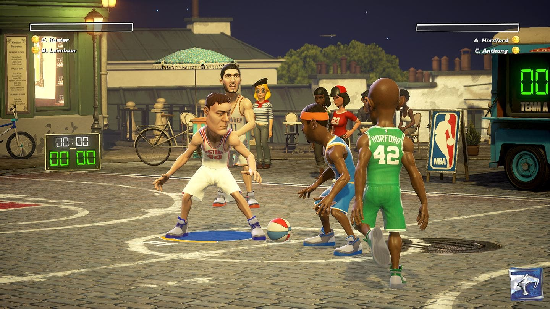 Análisis de NBA Playgrounds - Xbox One 1