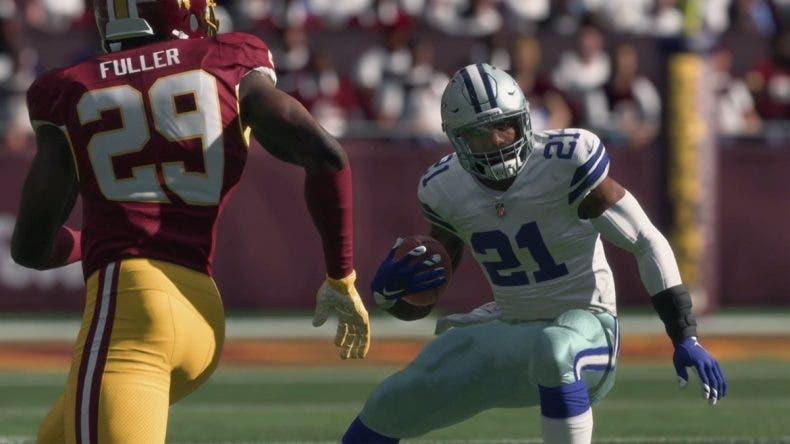 Madden NFL 18 se actualizará para ofrecer resolución 4K y soporte HDR 1