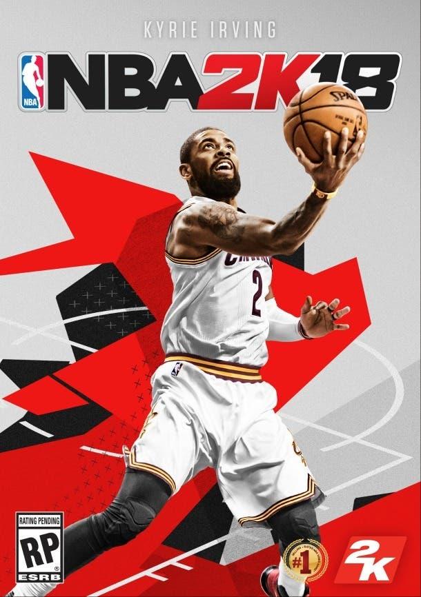 NBA 2K18 ya tiene estrella para su portada 2