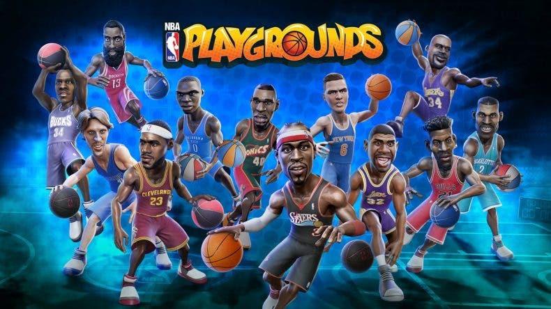 NBA Playgrounds supera el medio millón de copias vendidas 1