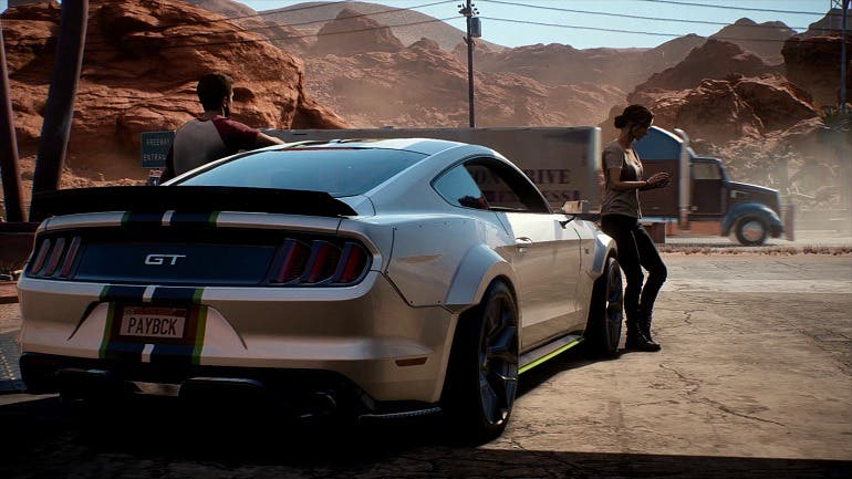 Conoce las ventajas de reserva de Need for Speed Payback, que llegará antes a Xbox One 1