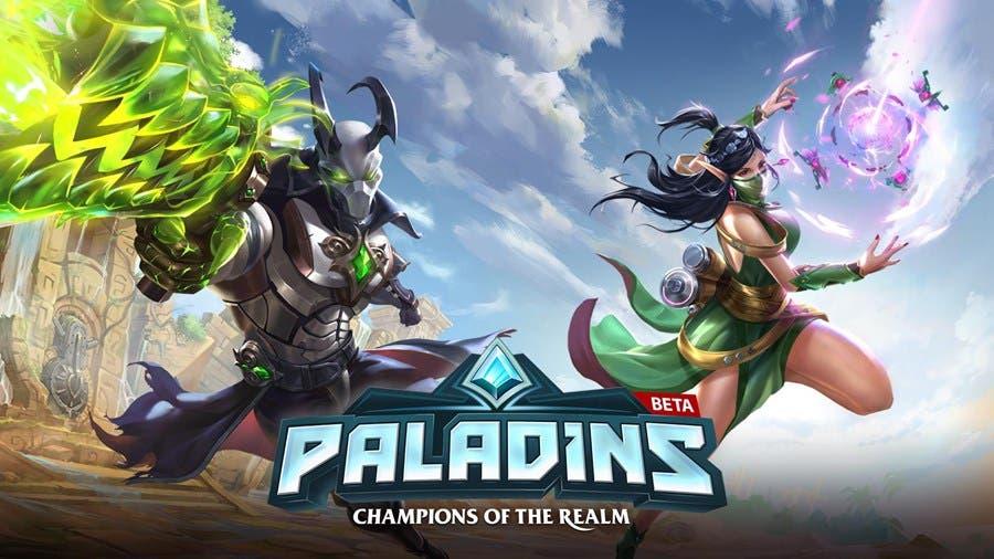 Resultado de imagen de portada Paladins: Champions of the Realm xbox one