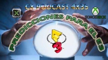 CX Podcast 4x35, especial pre - E3 2017 4