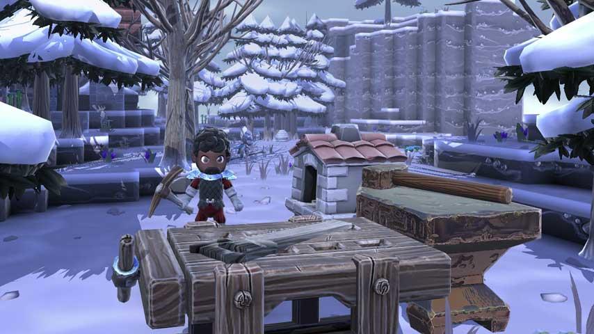 Análisis de Portal Knights - Xbox One 6
