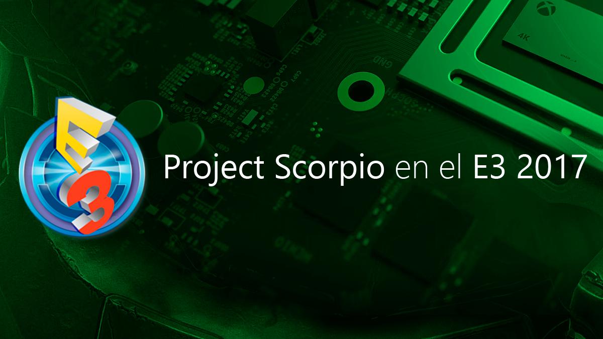 Xbox Scorpio en el E3 2017, ¿qué esperamos y qué sabemos de la nueva consola? 1