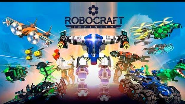 Robocraft Infinity apunta a los 4K@60fps en Xbox One X 1