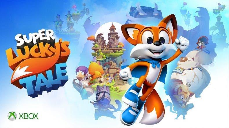 Super Lucky's Tale, plataformas a 4K en Xbox One X 1