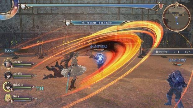 Análisis de Valkyria Revolution - Xbox One 3