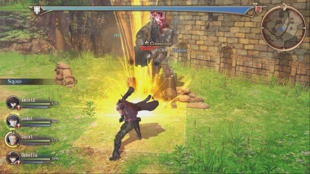 Análisis de Valkyria Revolution - Xbox One 5