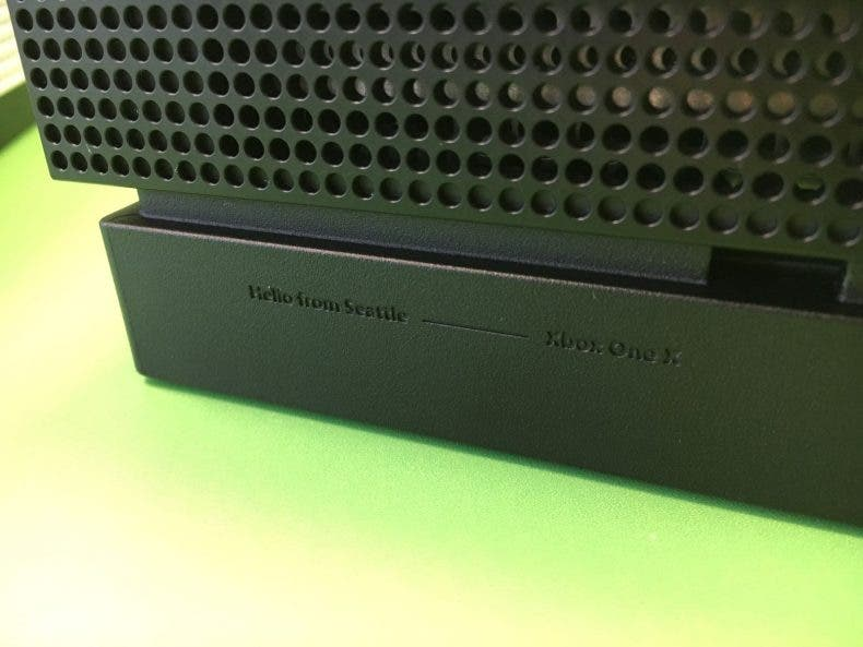 Comparativa entre Xbox One X y Xbox One S 1