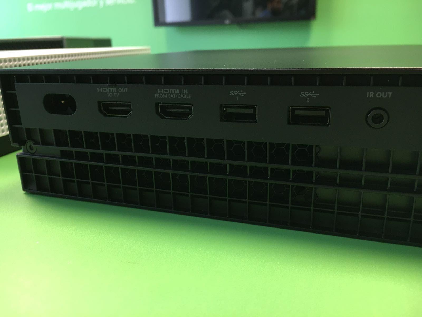 Comparativa entre Xbox One X y Xbox One S 2