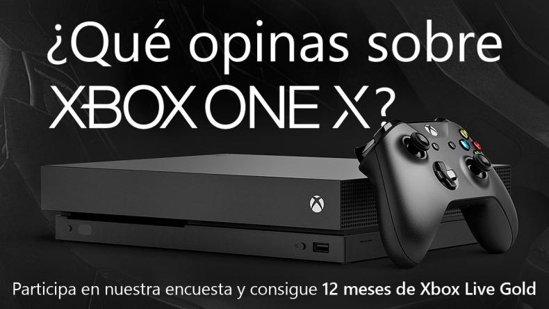Responde una encuesta sobre el E3 y llévate un año de Xbox Live Gold 1