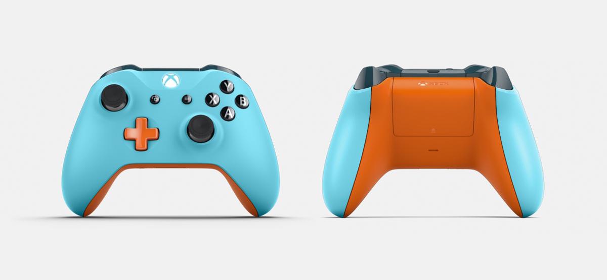 Los mandos de SomosXbox con Xbox Design Lab 4