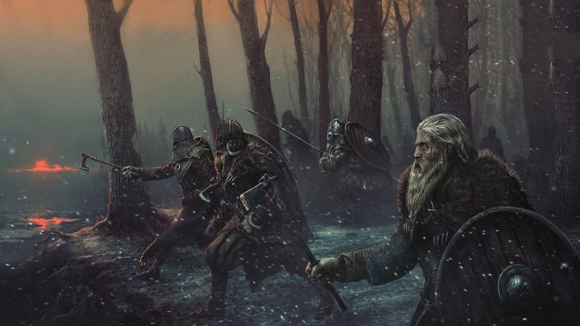 Ancestors Legacy fecha de lanzamiento en consolas