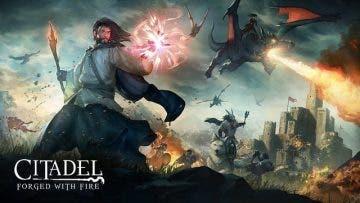 El MMORPG Citadel: Forged With Fire confirma su llegada a consolas 7