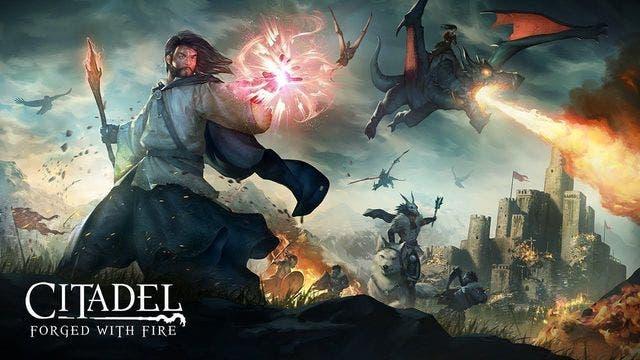 El MMORPG Citadel: Forged With Fire confirma su llegada a consolas 1