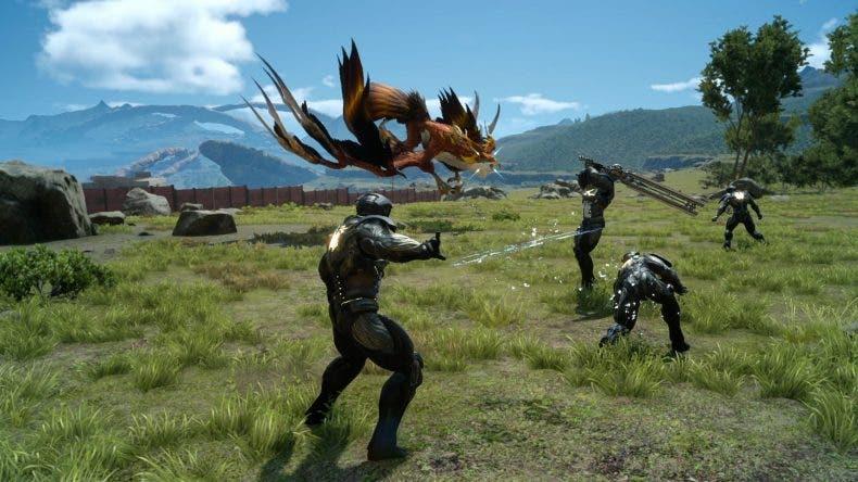 Final Fantasy XV Windows Edition ofrecerá soporte al Cross Play entre Xbox One y Windows 10 1