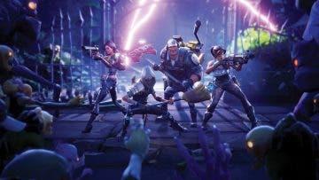 Fortnite: Battle Royale impulsa Unreal Engine 4 para mejorar su rendimiento 3