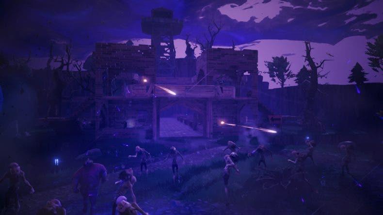 Se despeja la tormenta de Fortnite, pero llegan las hordas 1