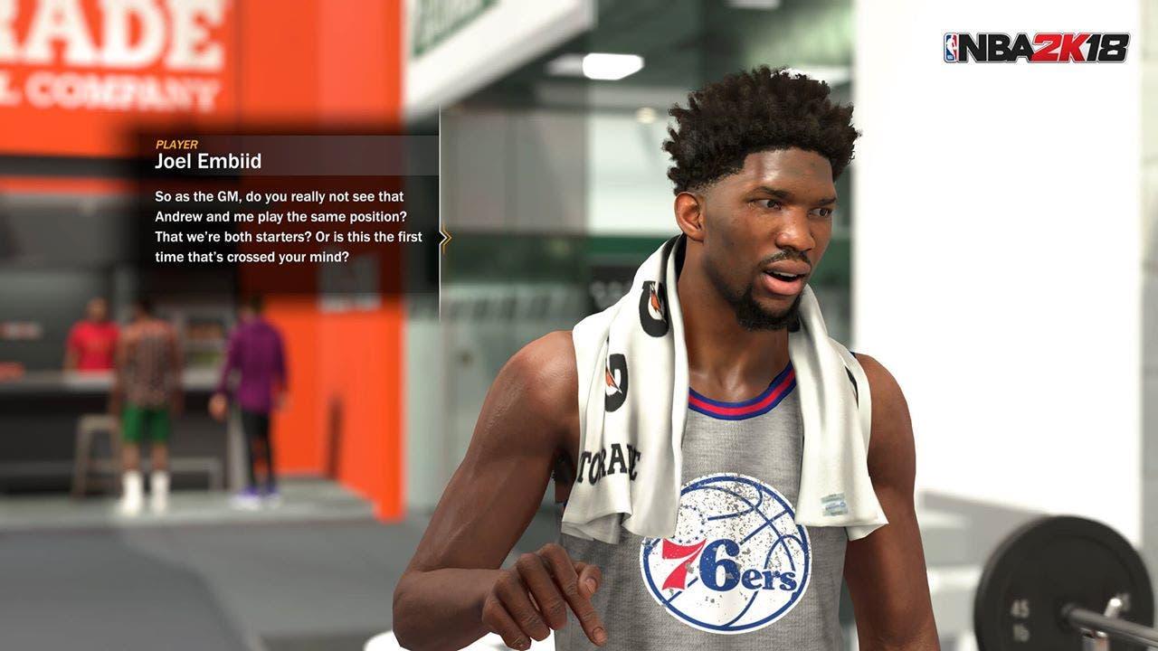 Análisis de NBA 2K18 - Xbox One 1