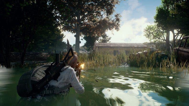 Los creadores de Gears of War 4 ayudan en el desarrollo de PUBG 1