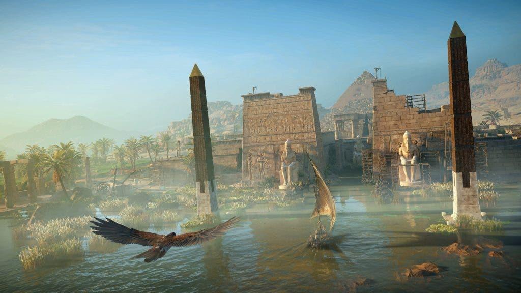 Análisis de Assassin's Creed Origins - Xbox One 8