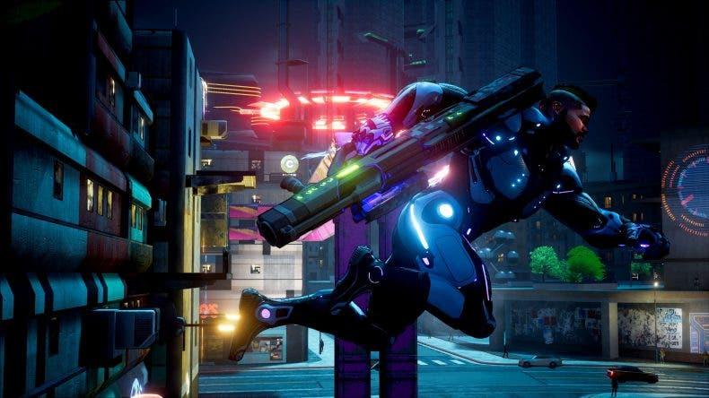 Comparativa de Crackdown 3 entre las diferentes Xbox One 1