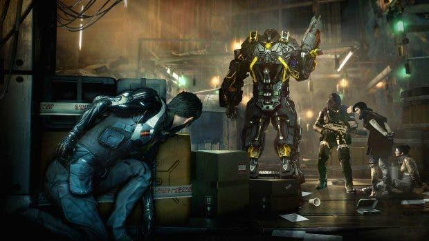 Adam Jensen no iba a ser el protagonista de Deus Ex: Mankind Divided 2