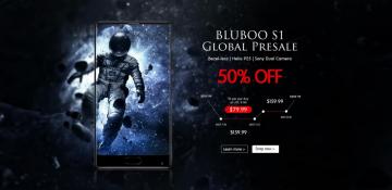 El smartphone Bluboo S1 llega como una alternativa con mejor precio al Xiaomi Mi MIX 1