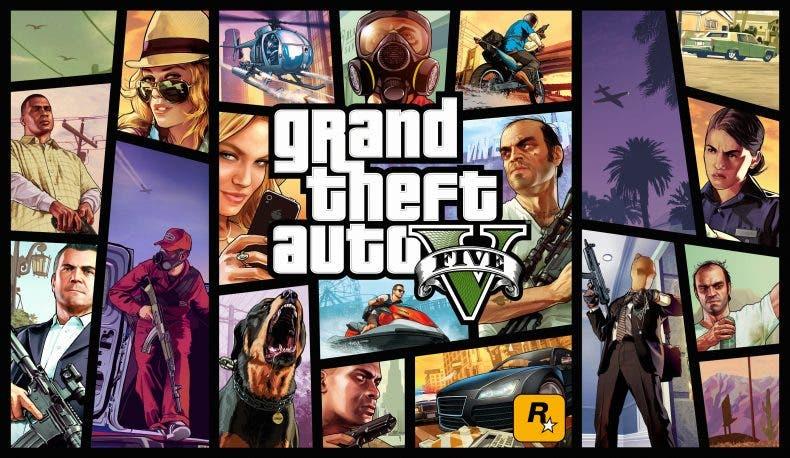 Recrean una escena icónica de GTA V con los actores de voz del juego 1
