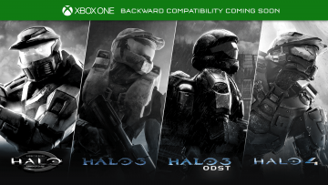 Los Halo de Xbox 360 pronto serán retrocompatibles en Xbox One 9