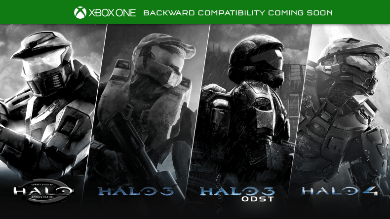 Halo aterriza en la retrocompatibilidad de Xbox One 1