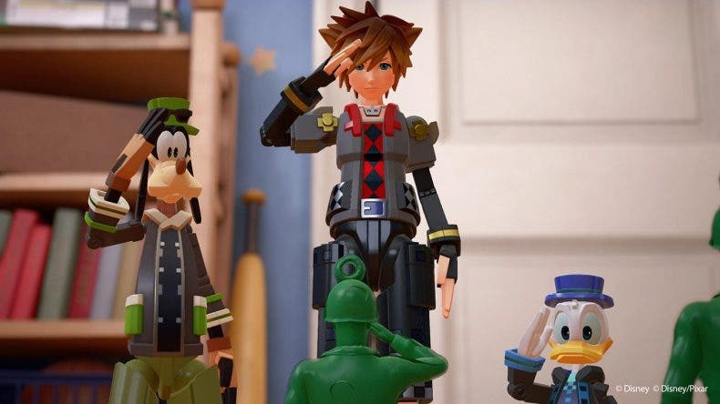 Kingdom Hearts III será jugable en Madrid Games Week 2018 1