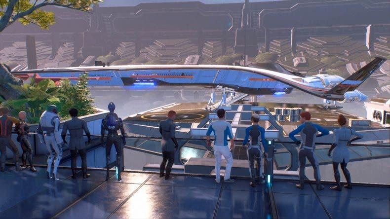 Electronic Arts abandona Mass Effect Andromeda 1